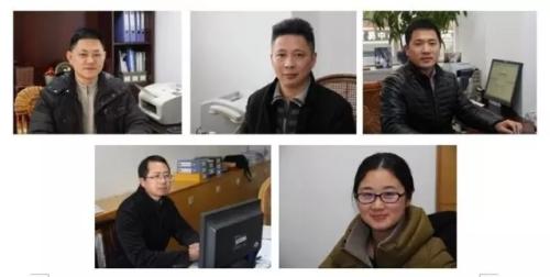 优秀党员:郑耀,陈海明,俞黎斌,朱兵,蒋涵